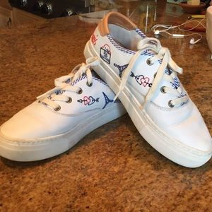 Soludos platform sneakers